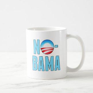 No-Bama Anti Obama Mugs