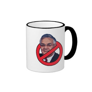 No Barney Frank Mugs