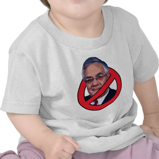 No Barney Frank T-shirts