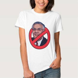 No Barney Frank Tshirts