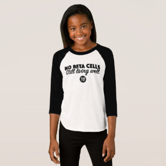 No Beta Cells (Girl's) T-Shirt