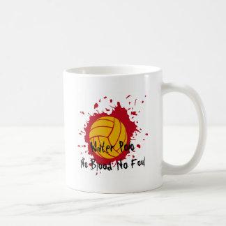 No Blood No Foul Basic White Mug