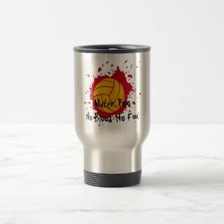 No Blood No Foul Coffee Mugs