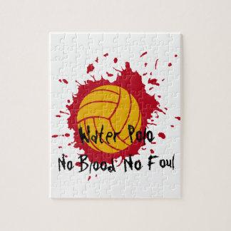 No Blood No Foul Puzzles