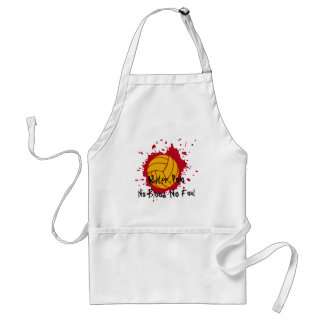 No Blood No Foul Standard Apron