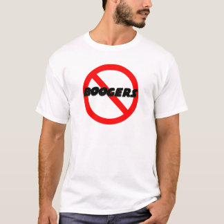 No Boogers T-Shirt