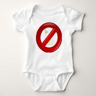 no bottles baby bodysuit