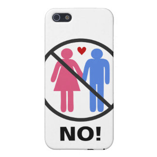 NO Boyfriends Cover For iPhone 5