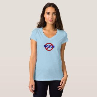 NO BOZOS - woman's t-shirt 2