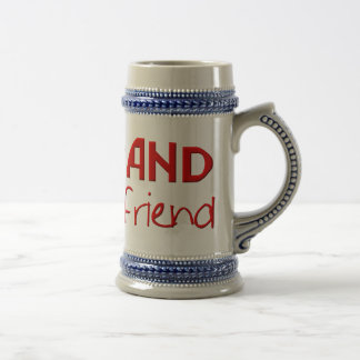 No Brand Is Your Friend anti-consumerist slogan Mugs