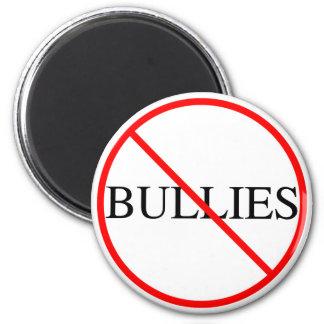 No Bullies Fridge Magnet