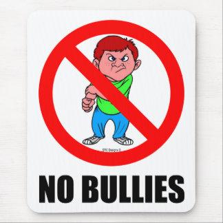 NO BULLIES MOUSE PAD