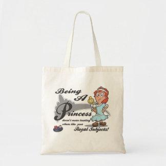 No Bullies Princess Tote Tote Bag