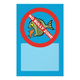 No Bully Zone 14 Cm X 21.5 Cm Flyer