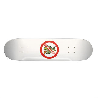 No Bully Zone 21.6 Cm Skateboard Deck