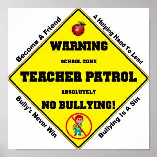 No Bullying Aloud Print