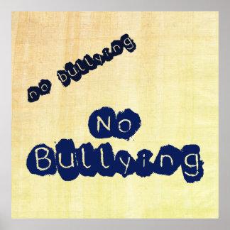 No Bullying Print