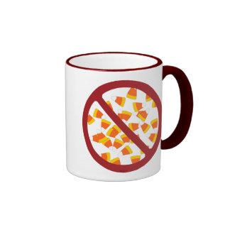 No Candy Corn Mug