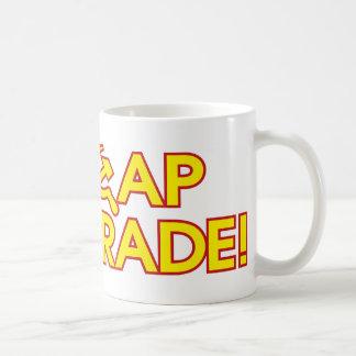 No Cap And Trade! Basic White Mug