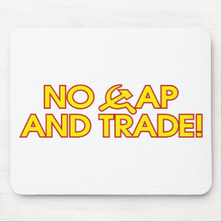 No Cap And Trade Mouse Mats