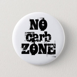 NO carb ZONE Badge