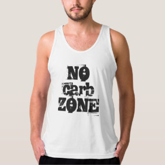No Carb Zone Tank Top