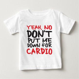 No Cardio Shirts