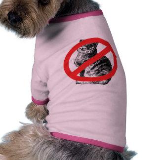 No cats pet tshirt