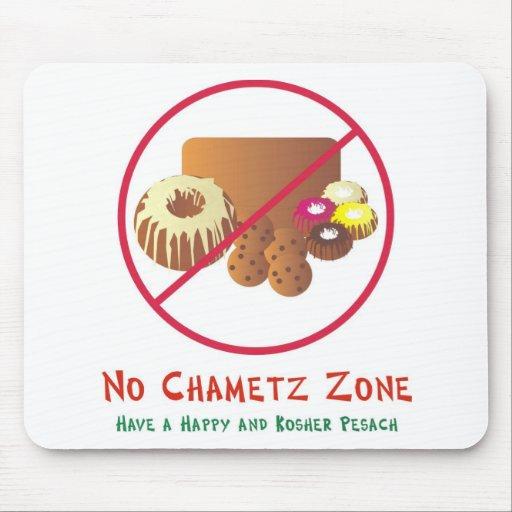 No Chametz Zone Mouse Pad | Zazzle