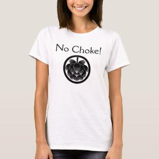 No Choke! Vintage artichoke print tee shirt