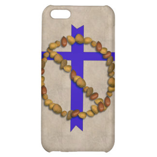No Christian Nuts iPhone 5C Cover