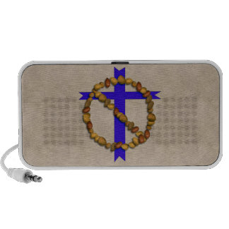No Christian Nuts Mp3 Speakers