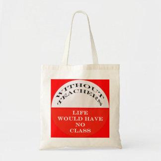 No Class Tote Bag