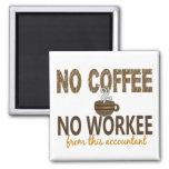 No Coffee No Workee Accountant