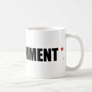 No Comment Mug