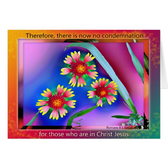 No Condemnation Card