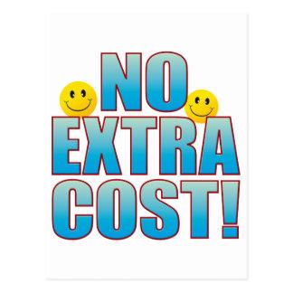 No Cost Life B Postcard