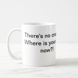 No Cream No God Mug