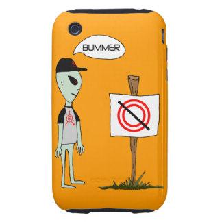 No Crop Circles Allowed Blackberry Case-Mate Case