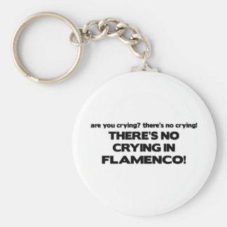 No Crying - Flamenco Key Chains