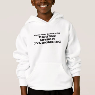 No Crying in Civil Engineering