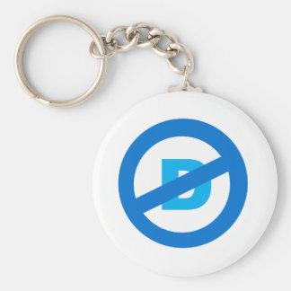 No D! Key Chains