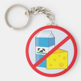 No Dairy Keychains