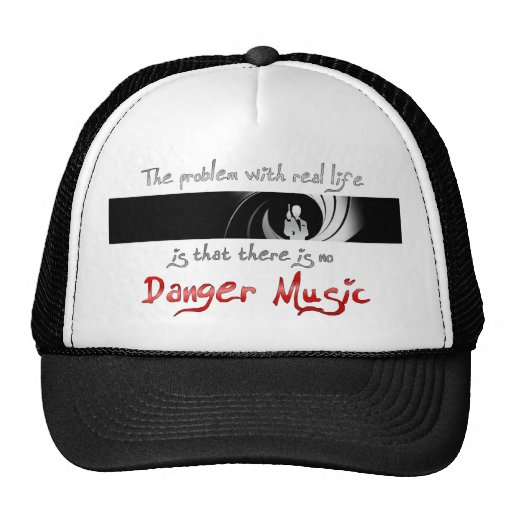 No Danger Music? Mesh Hats