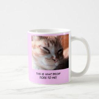 No Decaf Mug