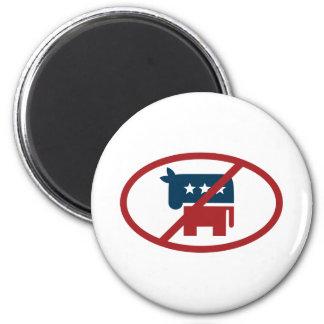 No democrates magnets