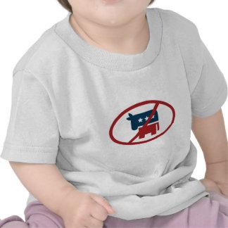 No democrates shirt