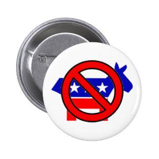 No Democrats Pin