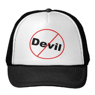 No devil allowed Christian Cap