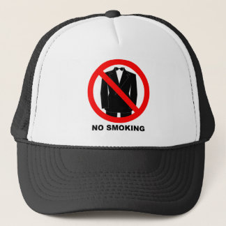 no diner jacket trucker hat